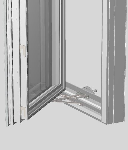Commercial Hinges