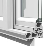Silent Guard 9000 Horizontal Sliding Acoustic Window Commercial Grade Construction
