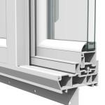 Silent Guard 9000 Horizontal Sliding Acoustic Window Commercial Grade Construction