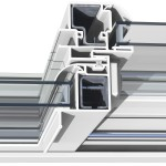 Silent Guard 9000 Horizontal Sliding Acoustic Window Double, Metal Reinforced Rails