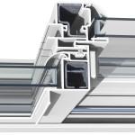 Silent Guard 9000 Horizontal Sliding Acoustic Window Double, Metal Reinforced Rails