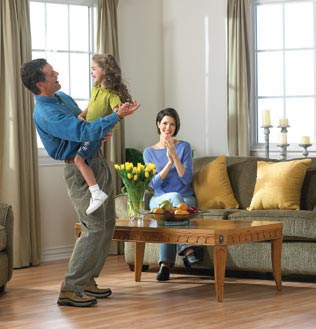 Occupant Health & Welfare regarding noise reduction in the living space