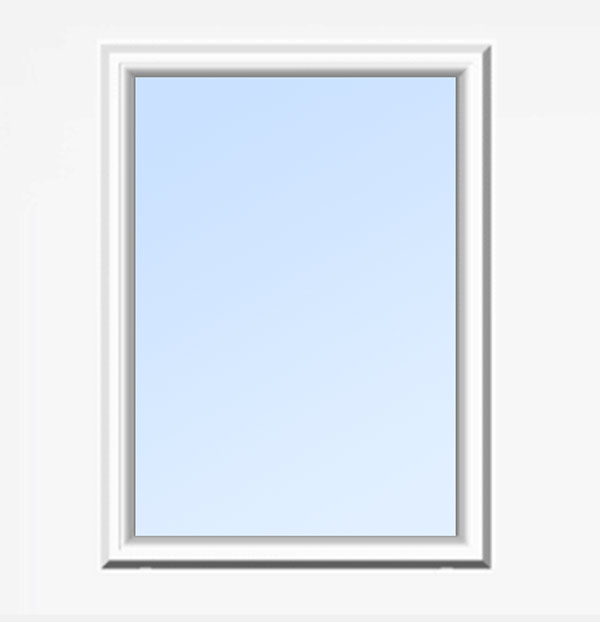 Silent Guard 7200 Series Acoustic Vinyl Picture Window