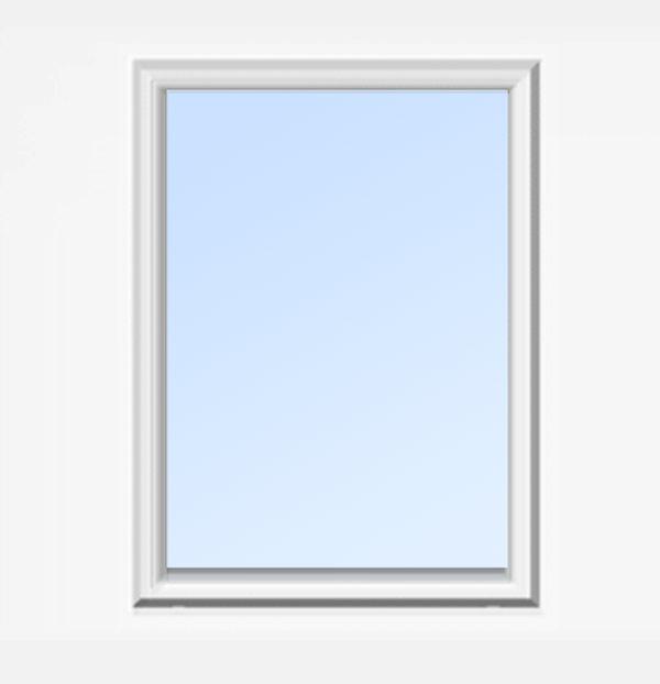 Silent Guard 9000 Series Acoustic Vinyl Picture Window